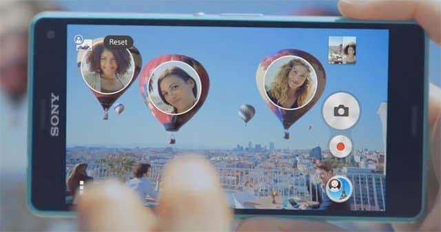 Multi Camera Control, una de las funciones más llamativas del Sony Xperia Z3.