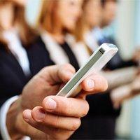 Los usuarios prefieren Android, las empresas iOS.