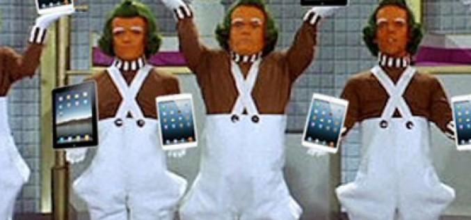 16 de octubre: ¿Nuevo iPad?