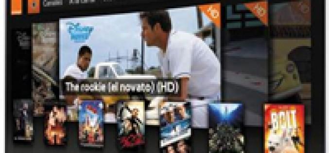 Orange TV llega a los televisores Samsung Smart TV