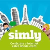 La oferta de Simly se centra sólo en los datos.
