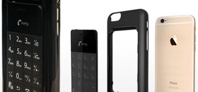 Talkase, el teléfono que convierte el iPhone en un 2×1