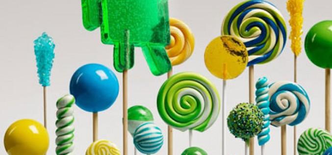 ¿Qué dispositivos son compatibles con Android 5.0 Lollipop?