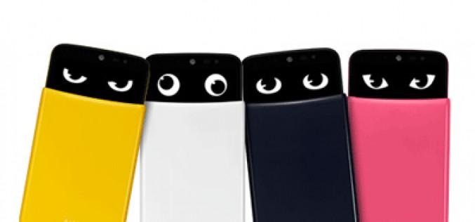 LG AKA, un smartphone muy vivo