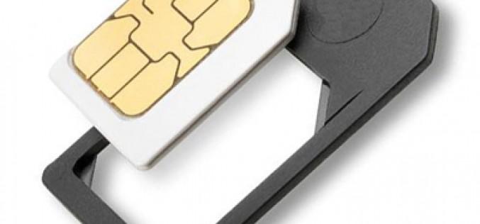 ¿Conviene usar un adaptador de tarjeta SIM?