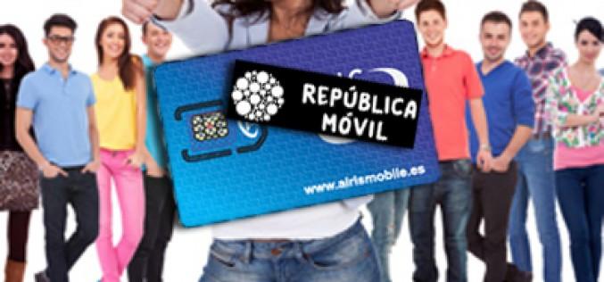 Airis Mobile se integra en República Móvil