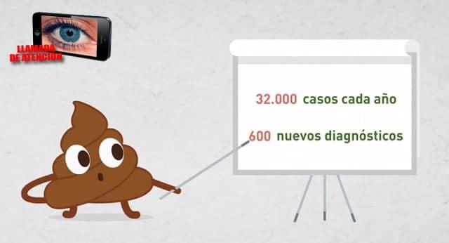 [Llamada de atención]: La 'mierda del WhatsApp' nos da datos relevantes sobre el cáncer de colon, así como las medidas necesarias para prevenir sus riesgos.