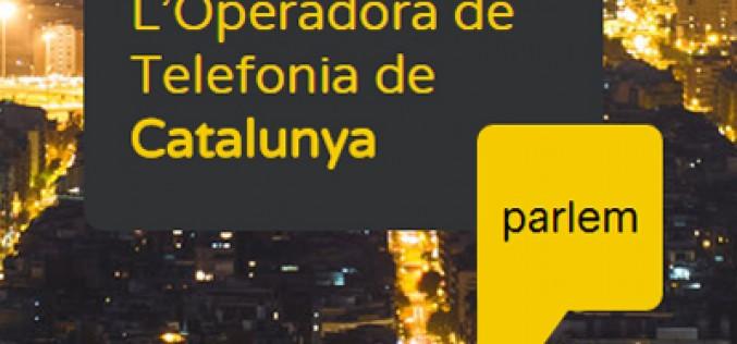 Arranca el operador catalán Parlem