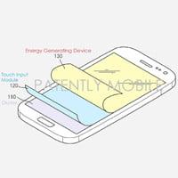 La patente de Samsung dividiría la pantalla del móvil en 3 capas.
