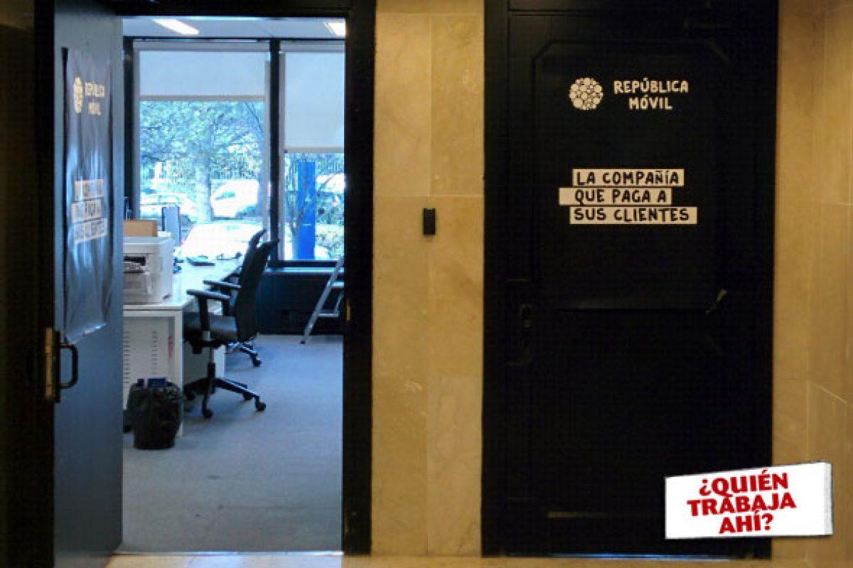 Oficinas de República Móvil en Madrid