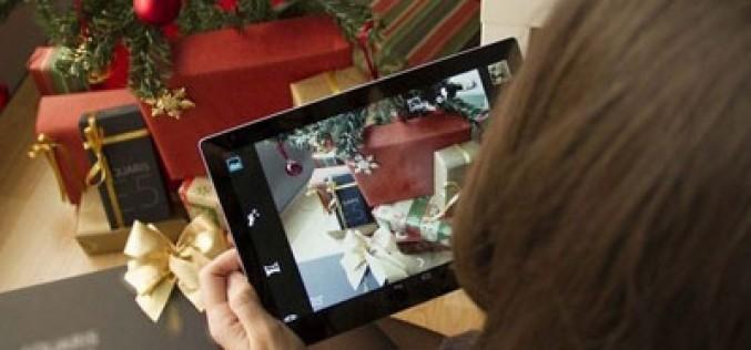 Las españolas regalarán tecnología por Navidad