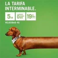 La 'Tarifa interminable' de Yoigo sólo está disponible para ser contratada hasta el 31 de enero de 2015.