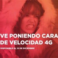 El 4G estará disponible en todas las tarifas de Tuenti Móvil.