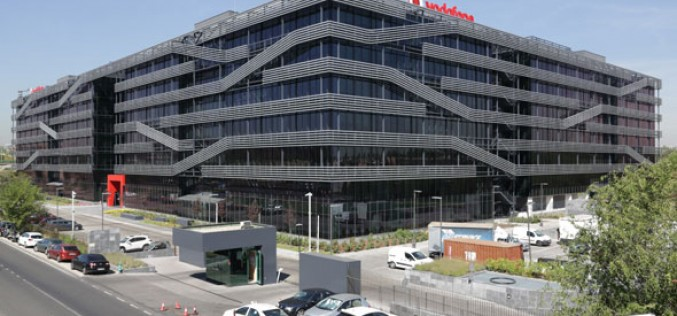 ¿Quién trabaja ahí?: Vodafone