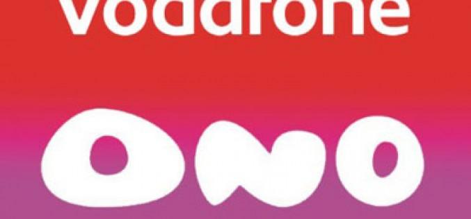 Vodafone incorpora a la red de Ono su oferta de fibra
