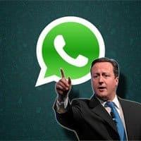 David Cameron tiene claro qué apps deben ser 'sacrificadas' por el bien de la seguridad.
