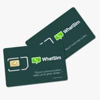 WhatSim es una buena alternativa para aquellos usuariosq ue viajen mucho y con estancias cortas en los países de destino.
