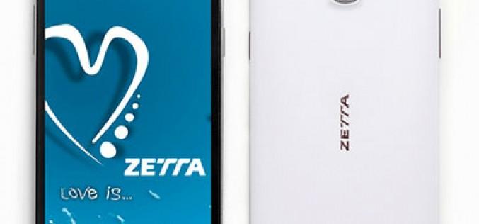 Zetta Multiverso, el primer smartphone extremeño