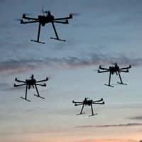 La utilidad de los drones aún parece no conocer límites.