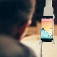 Sesame Enable se sirve de un Nexus 5 para desarrollar sus funcionalidades.