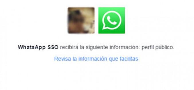 WhatsApp y Facebook, cada vez más cerca de su integración