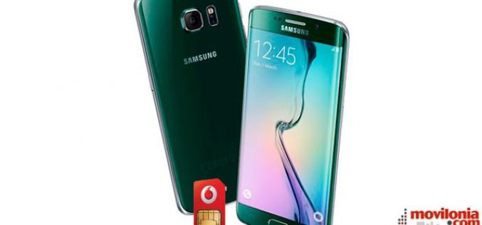 ¿Cuánto cuestan los Samsung Galaxy S6 y S6 Edge con Vodafone?