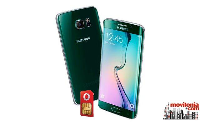 El Samsung Galaxy S6 Edge se puede adquirir mediante un pago único de 800 euros.