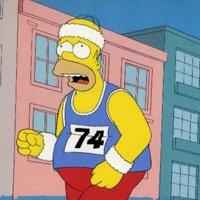 Si Homer se hizo 'runner' cualquiera puede.