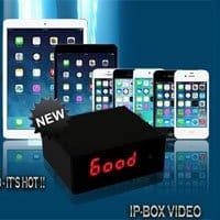 El IP-BOX sólo funciona en dispositivos con versiones anteriores a iOS 8.1.1.