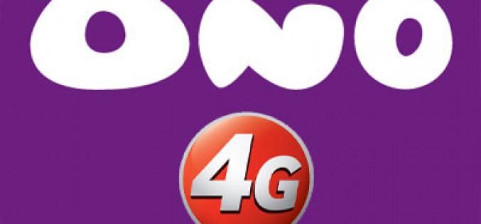 Los clientes de Ono Móvil tendrán cobertura 4G a partir del 16 de abril