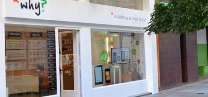 Tiendas Why?: Orange saca a la calle sus marcas low cost