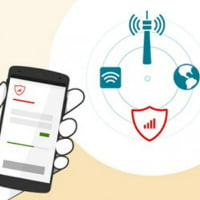Vodafone Secure Net sirve de antivirus a los clientes de la operadora por 1 euro al mes.
