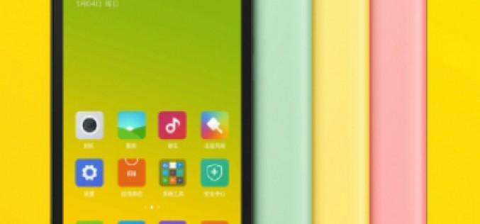 Xiaomi Redmi 2A, la versión económica del low cost