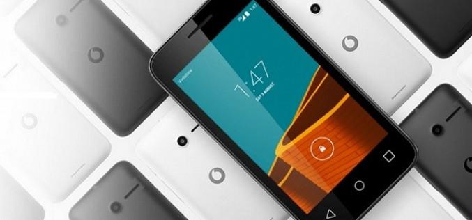 Vodafone Smart First 6, el nuevo low cost de marca blanca por 34 euros