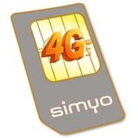 La nueva tarjeta SIM 4G de Simyo cambia el naranja por el gris