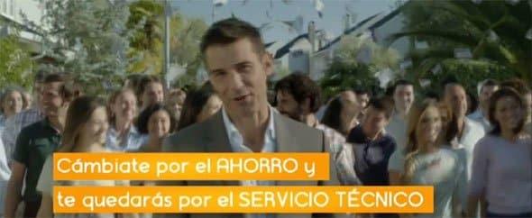 Jesús Vázquez anuncia Jazztel