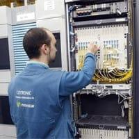 Los 12.000  técnicos de las 10 contratas de Movistar vuelven a trabajar con normalidad