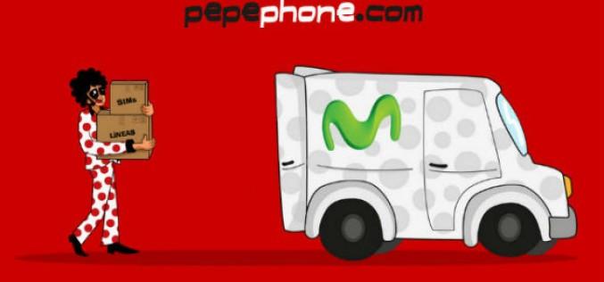 Pepephone paraliza la migración a Movistar