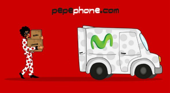 migración Pepephone de Vodafone a Movistar