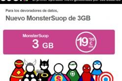 Suop lanza un bono de 3GB por 19,9 euros