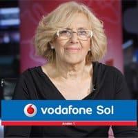 ¿Será Vodafone Sol la primera 'víctima' de Carmena y Ahora Madrid?