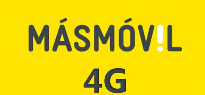 El 4G de Masmóvil será una realidad ¡a finales de año!