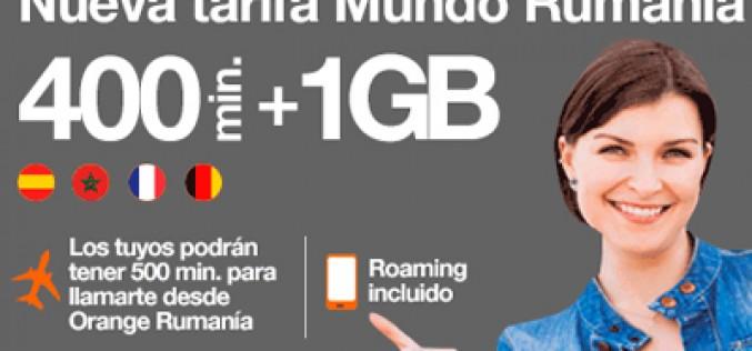 Orange Mundo lanza la primera tarifa con beneficios 'multipaís'