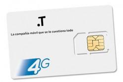 .T, la nueva marca de Tuenti Móvil, tendrá 4G