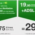 tarifas ADSL de Amena.com