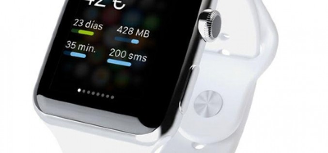 Tuenti, primer operador en llegar al Apple Watch