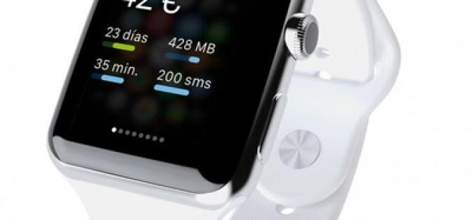 Tuenti, primer operador en llegar al Apple Watch