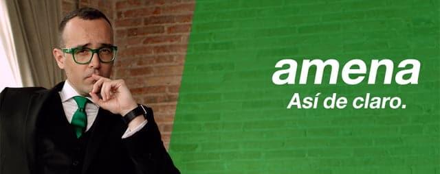 """Amena no tiene inconveniente en dejar claro que su tarifa """"es mejor"""" que la SinFín de Yoigo."""
