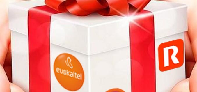 Euskaltel, R y Telecable quieren enamorar a Vodafone