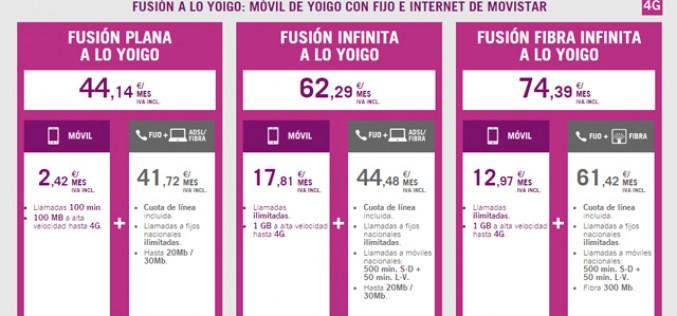 Fusión a lo Yoigo acelera (en secreto) hasta los 300Mbps